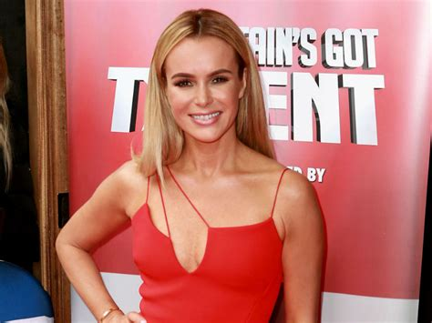 Amanda Holden Delights Fans With Rare Family Snaps Of Mini