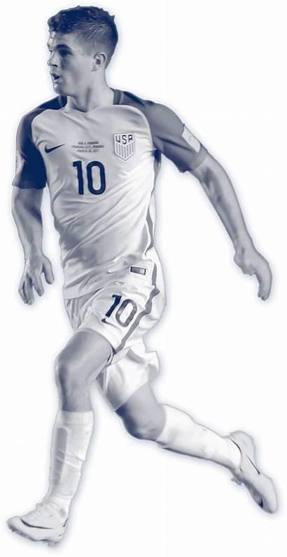 Soccer Fame Hall National Pulisic Christian