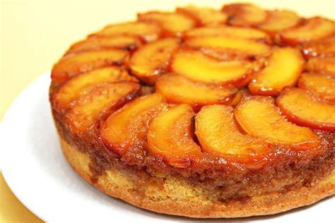 receta facil pastel  durazno en almibar cocinadelirante