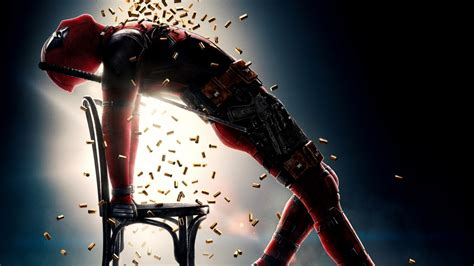 Wallpaper Deadpool 2, 2018, Hd, Movies, #12197