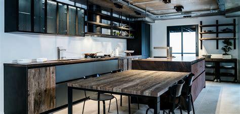 cuisine deco industrielle decoration cuisine style industriel