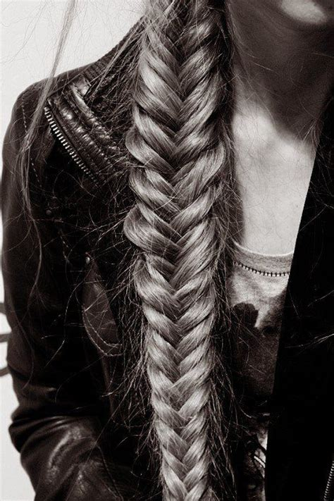 fishtail braid hairstyle great summer hair style