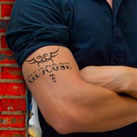 tattoo   diabetics track  blood sugar mit news