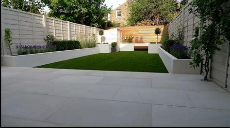small modern gardens small contemporary garden