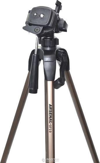 Купить Штатив Arsenal ARS-3710 по выгодной цене на Яндекс.Маркете
