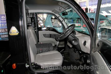 Tata Ace Modification by Tata Ace Ex2 At The 2014 Indonesia International Motor