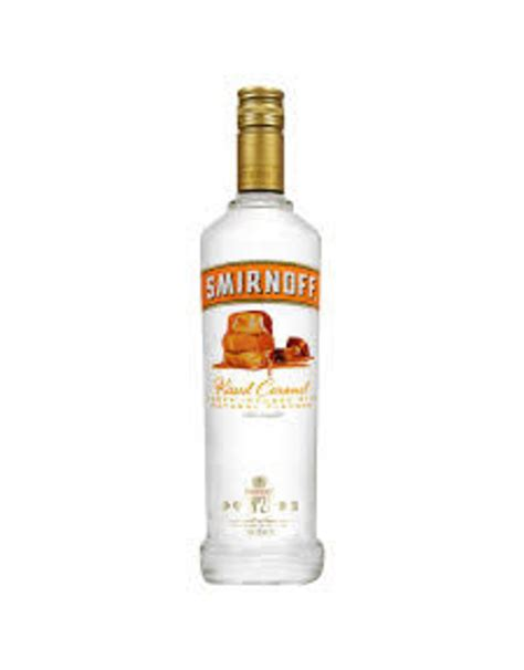 The definitive neutral spirit, vodka is an essential ingredient to be enjoyed in any number of mixed drinks , and sippable straight in upscale, premium versions. SMIRNOFF KISSED CARAMEL .750L - Campbell Station Wine ...