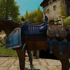 Sir Geralt Of Rivia U0026 39 S Saddle