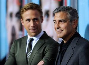 """Ryan Gosling in """"The Ides of March"""" Premiere - Zimbio"""