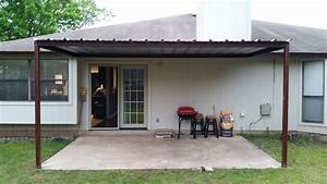 Attached Porch Awning Northwest San Antonio Carport