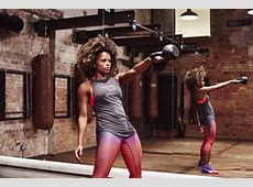 X Factor's Fleur East Fitness saved me from despair