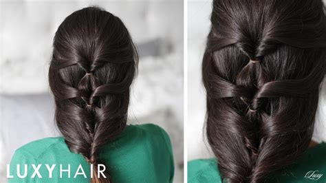 layered twist  hairstyle youtube