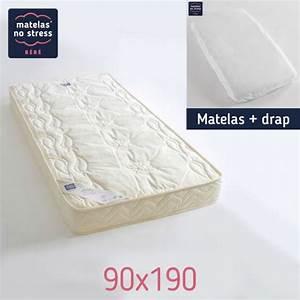 Ou Acheter Son Matelas : matelas no stress fabricant de matelas sommiers et ~ Premium-room.com Idées de Décoration