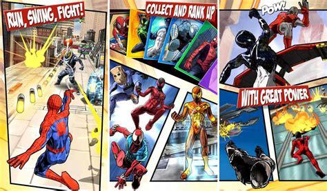 spider man unlimited vb mod apkdata andro full apk