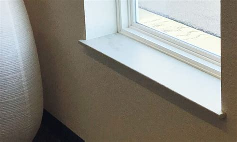 Thin Window Sill by Custom Window Sills Available By Sfi Inc