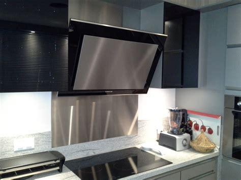 cuisine frigo agencement cuisine avec frigo américain ack cuisines