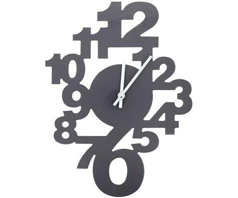 la cuisine de lilly horloge pendule en bois design cosy décor chiffre pop