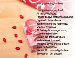 Happy Valentines Day My Love Poem | Valentine Jinni