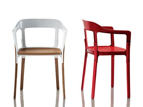 chaise bouroullec buy the magis steelwood chair at nest co uk