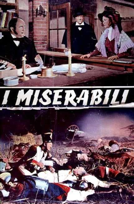 jean gabin i miserabili i miserabili 1958 filmtv it