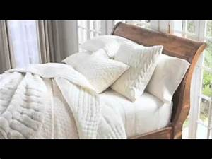 white bedding styling tips by steven whitehead pottery With bedding like pottery barn