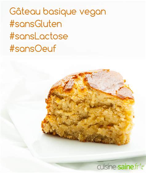 recette de cuisine sans gluten gâteau à étages sans gluten sans lait sans œuf et vegan