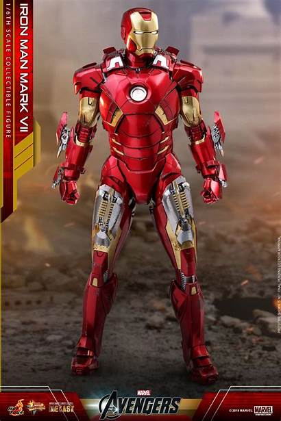 Iron Mark Toys Diecast Vii Avengers Figure