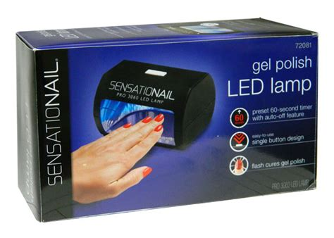 sensational pro 3060 gel polish led l