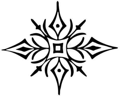 ornament bloemen zwart witte vector vector illustratie illustratie bestaande uit ornament
