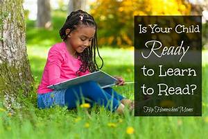 Is Your Child Ready to Learn to Read?
