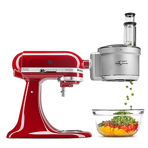 kitchen mixer accessories kitchenaid 174 food processor with style dicing 2306