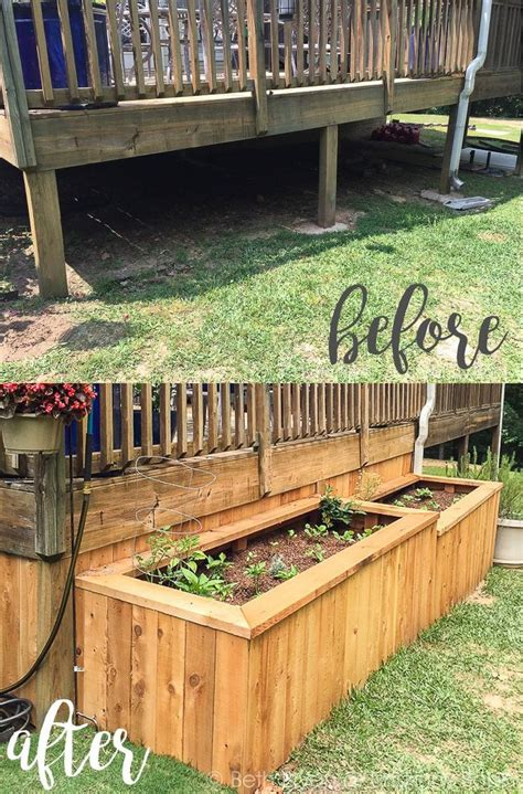 How To Build A Backyard Garden by 13 Easiest Ways To Build A Raised Vegetable Bed In Your
