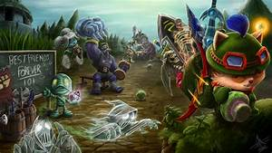 League Of Legends Wallpaper Pictures Images