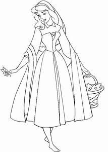 BELLA DURMIENTE Dibujos Disney Para Imprimir Y Colorear
