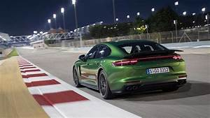2019 Porsche Panamera GTS track and road review Autoblog