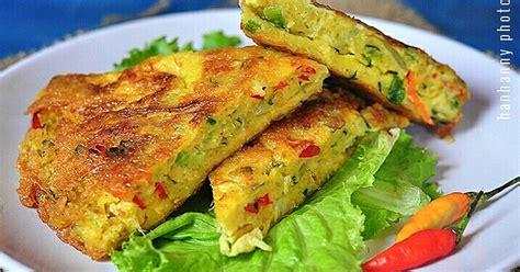 resep telur dadar ala rm padang oleh hanhanny cookpad