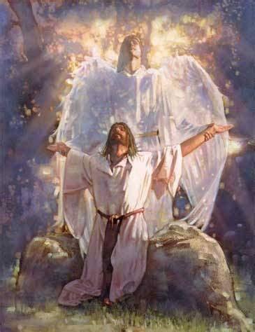 jesus in the garden of gethsemane poem six precious words