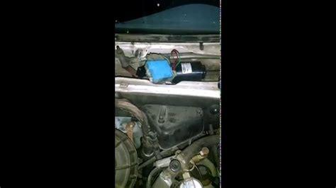 consertando o limpador do parabrisa da palio 97