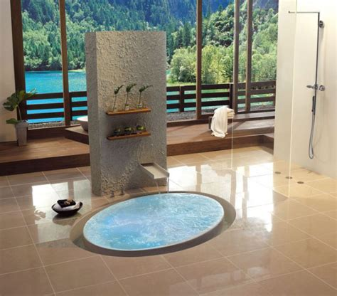 awesome bathroom designs 15 really awesome bathrooms with sunken bathtub that will