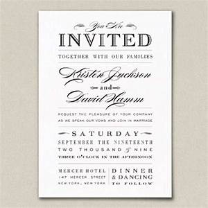 Sample wedding invitation wording couple hosting for Examples of wedding invitation wording uk