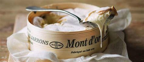 comment cuisiner un mont d or un chef un produit le mont d 39 or ce quot fromage de partage