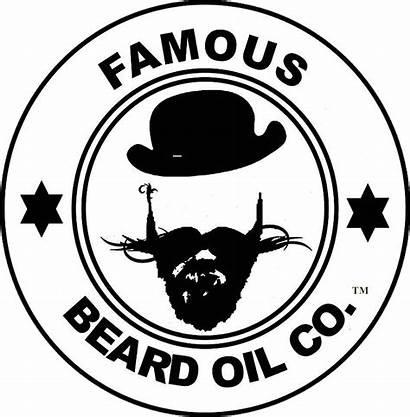 Beard Oil Logos Company Care Mustache Shaving