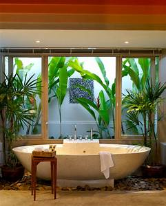 How, To, Give, Your, Bathroom, A, Tropical, Vibe