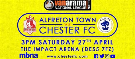 Chester Football Club – Official Website » MATCH PREVIEW ...