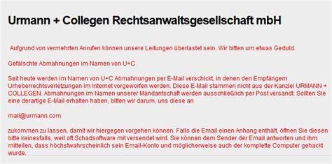 trittbrettfahrer verbreiten mit  abmahnungen   mail malware itespressode