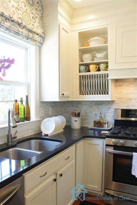 kitchen makeover remodelando la casa