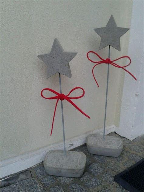 beton deko weihnachten beton deko weihnachten diy barbara k www betonandmore de beton concrete