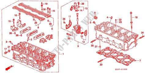 service manuals schematics 1996 honda accord spare parts catalogs cylinder head dohc vtec for honda cars civic 1 6vti 3 doors 5 speed manual 1996 honda cars