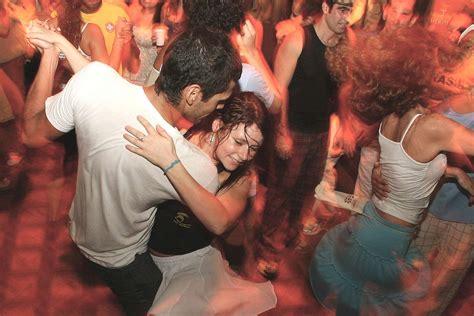 Twelve Types Of Ballroom Dances