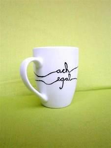 Tasse Selbst Bemalen : tasse selbst bemalen tassen bemalen mit porzellanstiften happy dings diy blog und tipps f r ein ~ Watch28wear.com Haus und Dekorationen